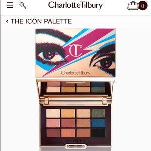 Charlotte Tilbury - The Icon Eyeshadow Palette